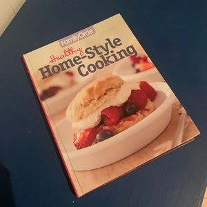 NWOT Home style family cook book